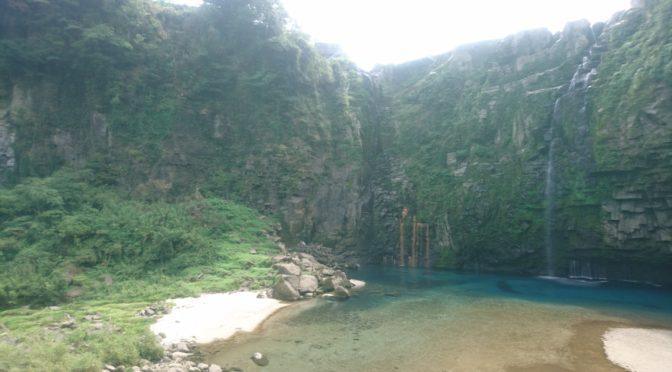 パワースポット:雄川の滝・神川大滝
