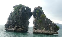 ベトナムハロン湾