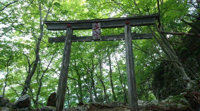 パワースポット:三峯神社 ~奥宮~