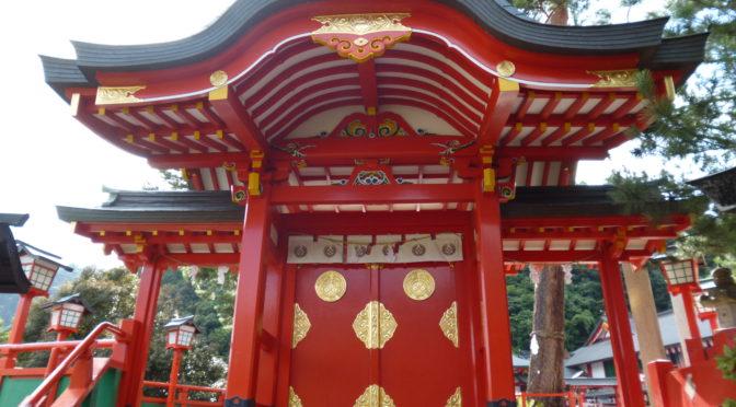 パワースポット:太鼓谷稲成神社