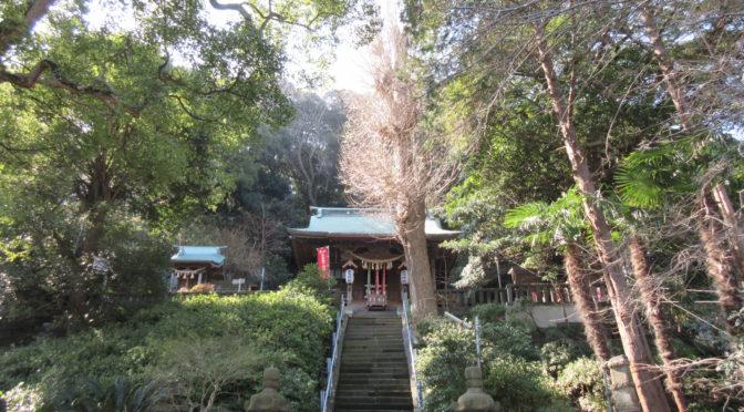 パワースポット:走水神社